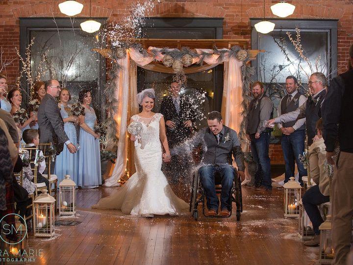 Tmx 1493916992 B364f93dd66953b8 SaraMariePhotography 5596 Paola, KS wedding venue