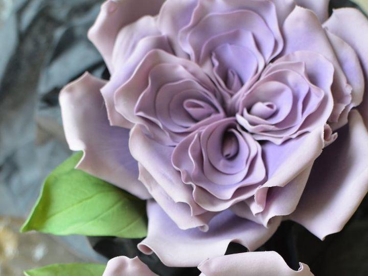 Tmx 1344835358319 LilacGardenRoses1 Seattle wedding cake