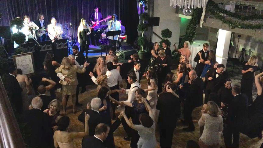 Pack the dance floor