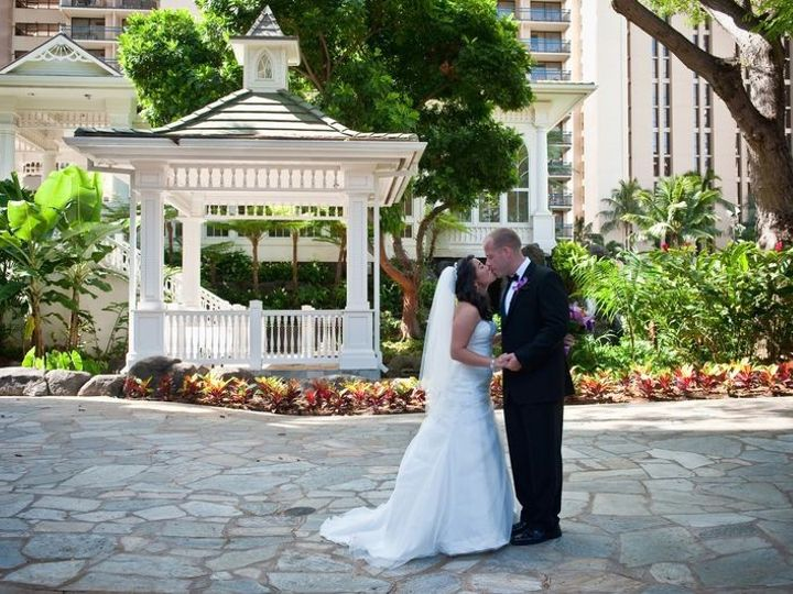 Tmx 1384730007850 Cat And Chris At Hilton Hawaiia Honolulu, HI wedding planner