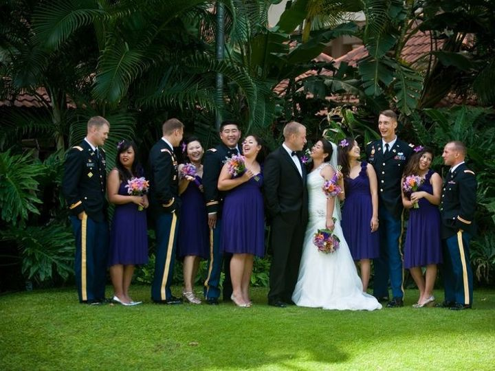 Tmx 1384730013873 Cat And Chris Bridal Part Honolulu, HI wedding planner