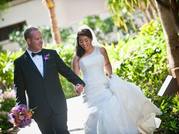 Tmx 1384730037743 Cat And Chris Walk Honolulu, HI wedding planner