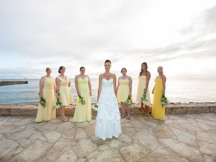 Tmx 1384733473114 Erin Tony Group Bridesmaid Honolulu, HI wedding planner