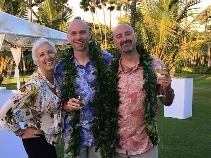 Tmx 1501720715337 Lorenzo And Massi Cheers June Dillinger Honolulu, HI wedding planner