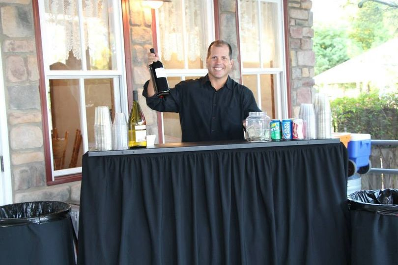 bartender john d at shenandoah mill