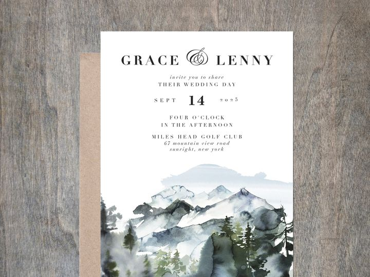 Tmx Hike1 51 657212 V1 Albany wedding invitation