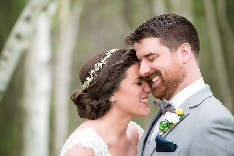 A beautiful mid-summer wedding at Castle Farms, Charlexoix, Michigan.