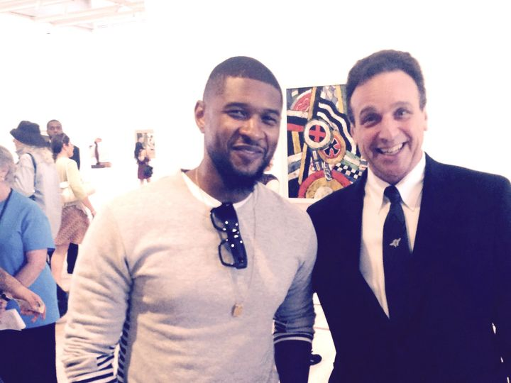 Tmx 1486716487391 Usher With Eric Vermilion At The Whitney Museum Ny Forest Hills wedding dress