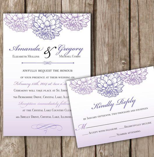 ArtsyNikki Wedding Stationery