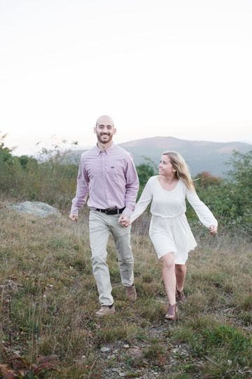 Shenandoah engagement
