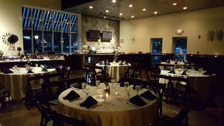 Banquet area