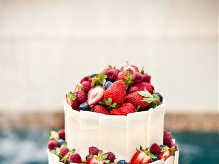 Tmx 1402078982002 Strawberry Cake San Antonio wedding cake