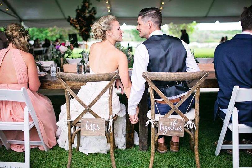 Bride and groom | Photo Credits:  Rhema Faith Photography