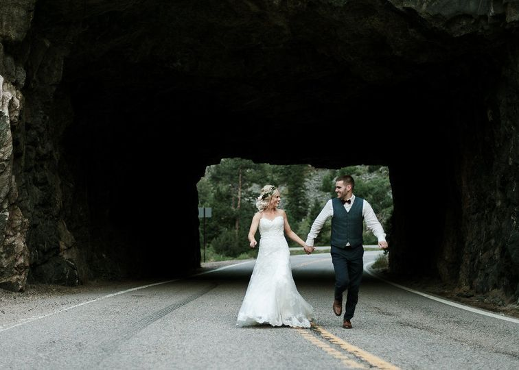 Through the tunnel | Photo Credits: Kate Salley Photography