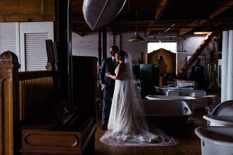 salvage one wedding 1
