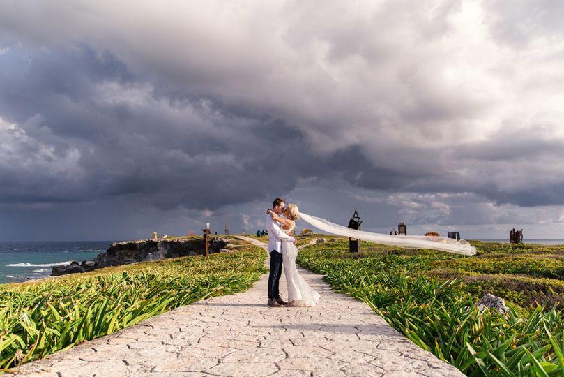 isla mujeres wedding 3