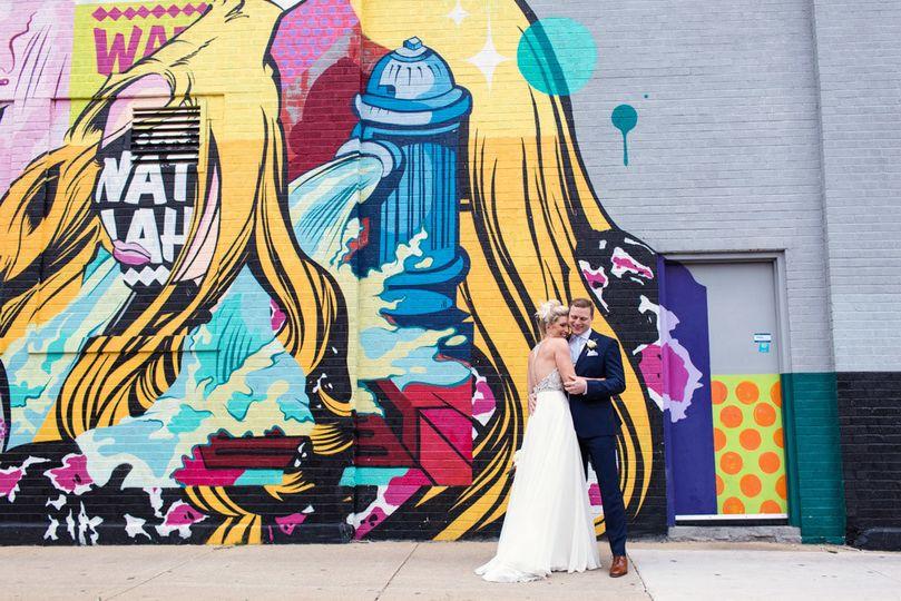 west loop wedding
