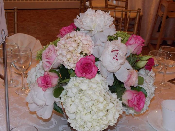 Tmx 1418357606391 Christening2 Mahwah wedding florist