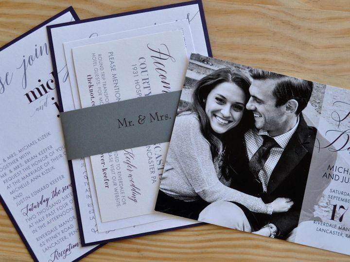 Tmx 1502584844521 Dsc0246 Leesburg, VA wedding invitation