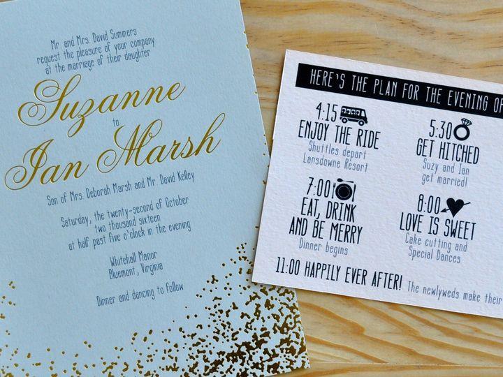 Tmx 1502584858465 Dsc0247 Leesburg, VA wedding invitation