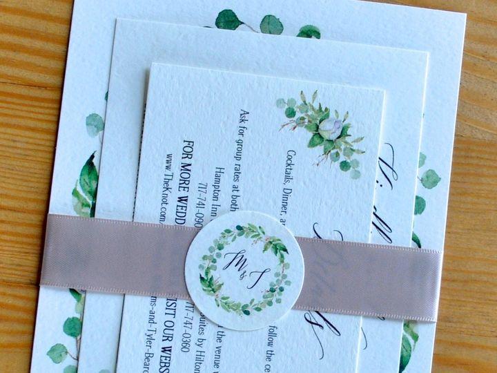 Tmx 1507925728783 Dsc0503 Leesburg, VA wedding invitation