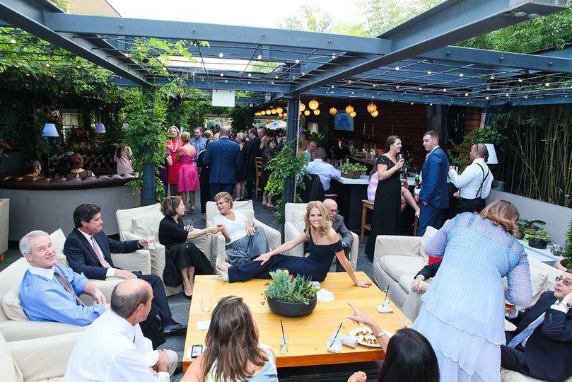 Reception | Photo courtesy of Michael Benson Photography