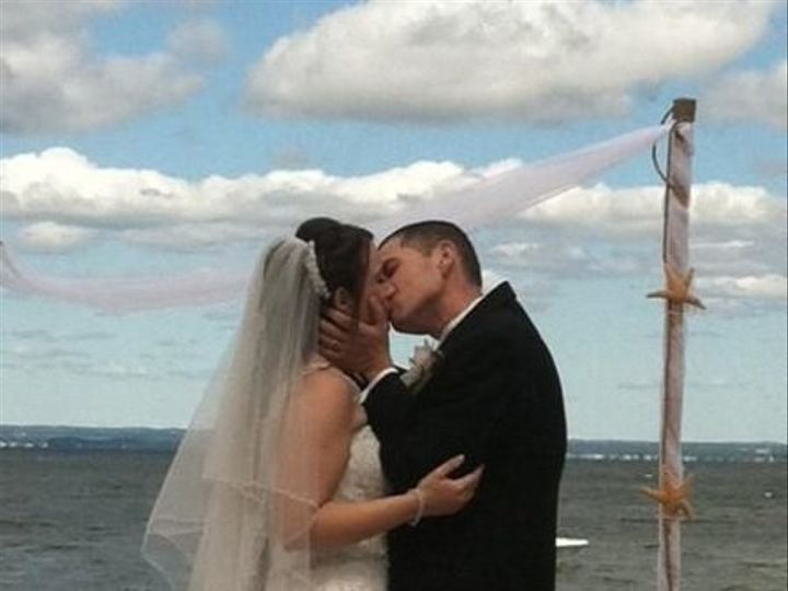 Tmx 1317220563611 MelissaandShaunGauler2011 Lynbrook, NY wedding officiant