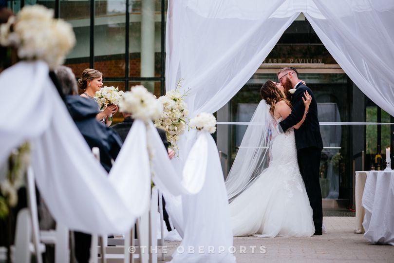 Ceremony - Meyerhoff Courtyard