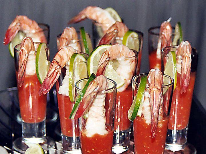 Tmx 1537901297 1612bde9ce626f52 1537901295 F95487bffe5cef84 1537901290872 6 Tequila Shrimp Sho Southampton, PA wedding catering
