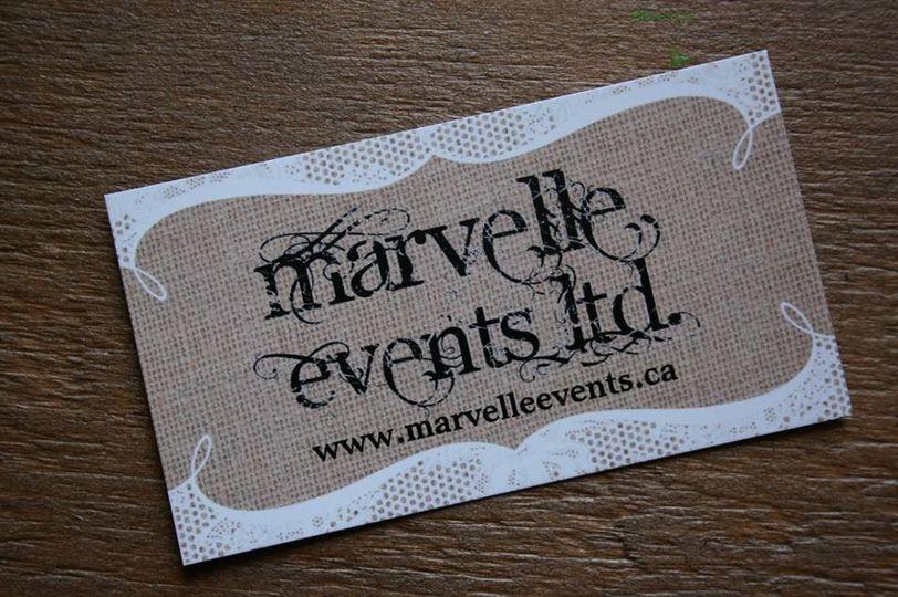 Marvelle Events Ltd. Creative | Unique | Vintage