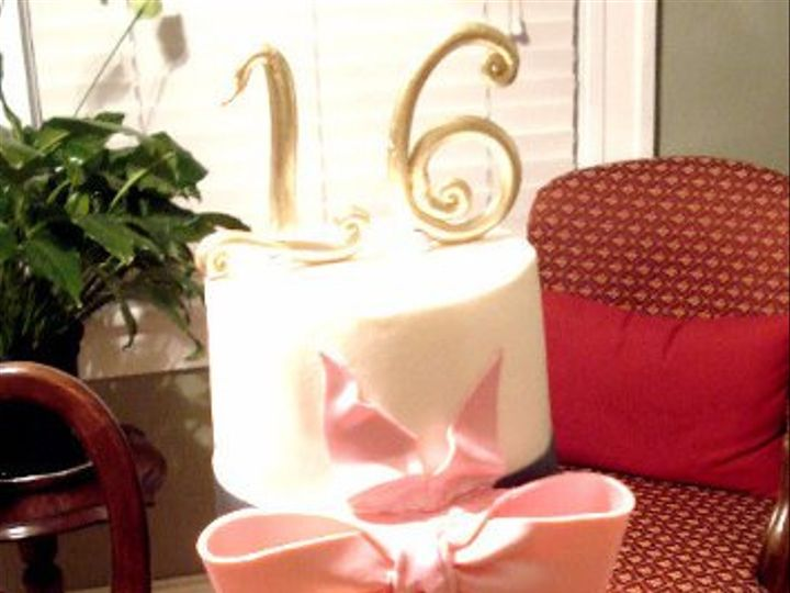 Tmx 1313956873767 Sweet16cake2 South Orange wedding cake