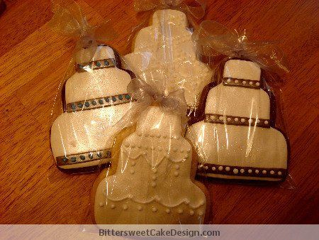 Tmx 1313957591322 Weddingcookies South Orange wedding cake