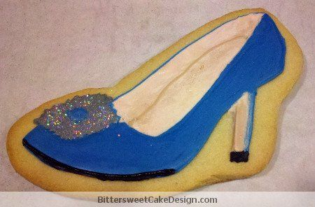 Tmx 1321802592740 Glamshoe2 South Orange wedding cake