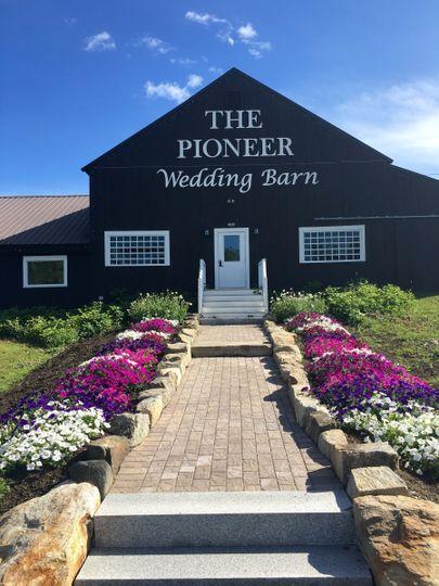 pioneer entrance 1