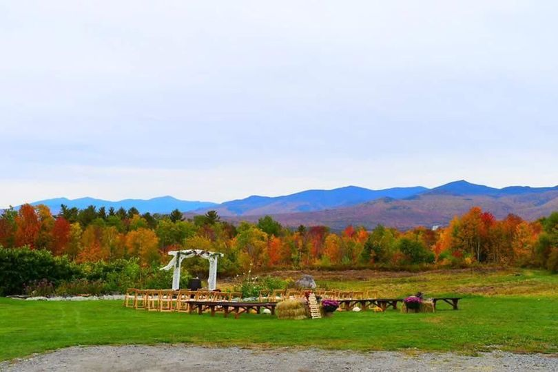 Pioneer Wedding Barn