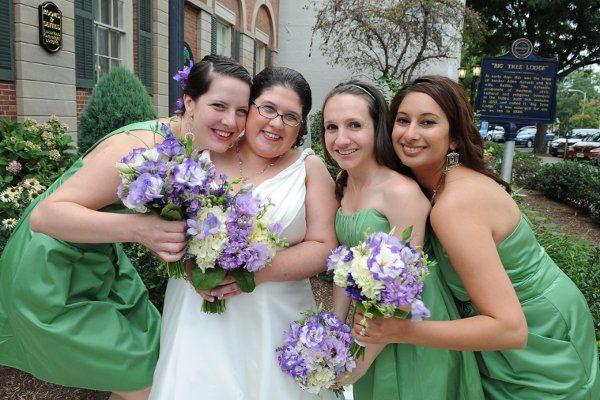 Tmx 1294849396862 NancyJParisiVicki5693 Geneseo wedding florist