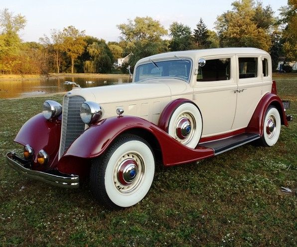 1934 Lincoln Series 525  With this unbelievable 1934 Classic Lincoln, we're going to take you back...