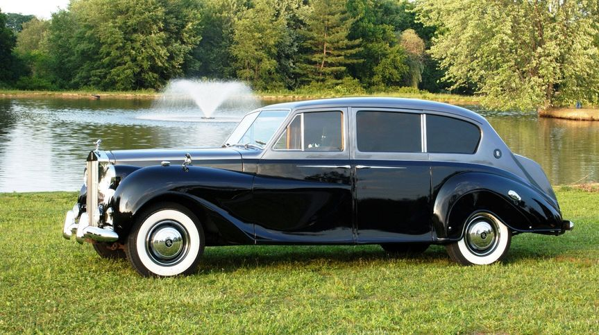 1947 Princess Rolls Royce