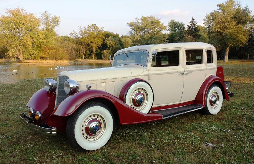 1934 Classic Lincoln