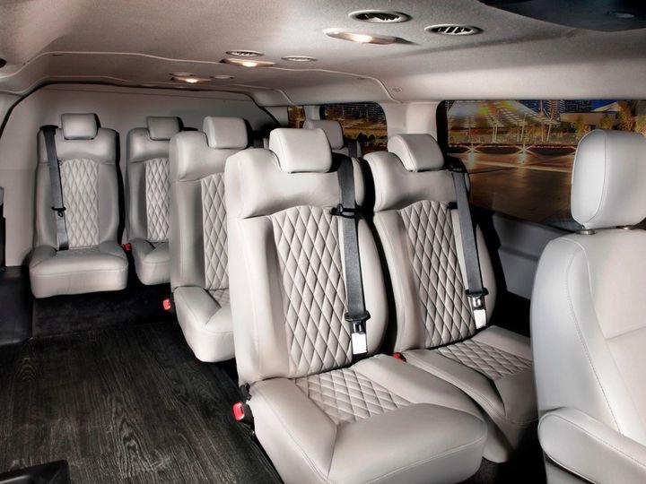 Tmx Luxury Van Interior 51 18312 1562535893 Westminster, MD wedding transportation