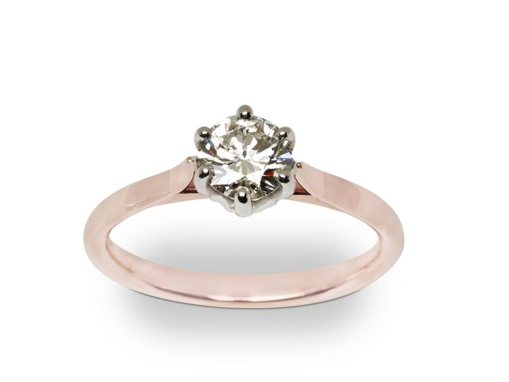 Tmx 1506781698899 Ringjubillepinkengagement75941 Freeport wedding jewelry