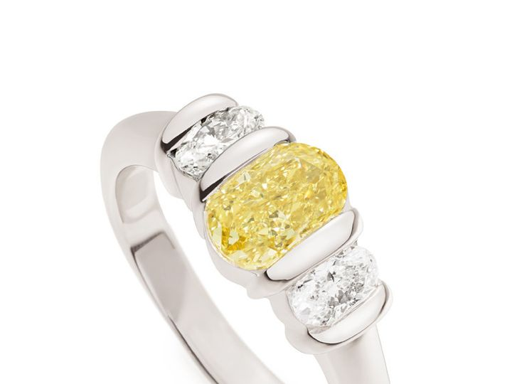 Tmx 1506781751350 Yellowdiaridgering41876 41904 Fb Cc Freeport wedding jewelry