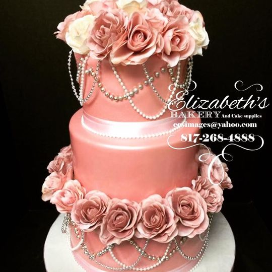 Elizabeths cake supplies bakery llc wedding cake bedford tx 800x800 1517518302 b16f3057073df787 1517518301 f2517ac6bf5eea5b 1517518303451 14 20799823 15429792 junglespirit Gallery