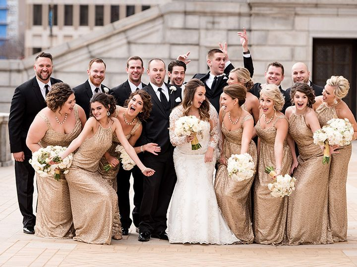 Tmx 1513723218692 Saint Louis Wedding Photographer Neo Gold Sequin N Saint Louis, MO wedding planner