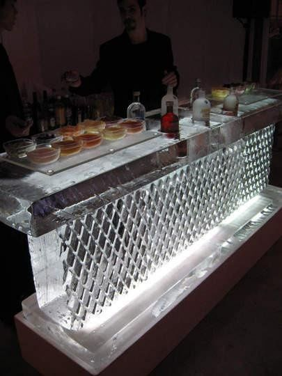Diamond Ice Bar