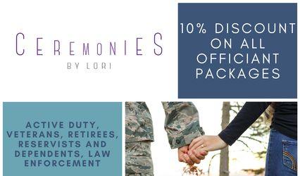 Ceremonies by Lori 1