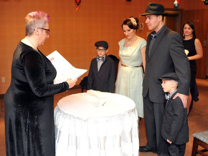 Tmx 1518700499 979c0f9a3f693160 1518700497 60d47479e24083e3 1518700502928 2 Greenberg Wedding  Kingston, PA wedding officiant