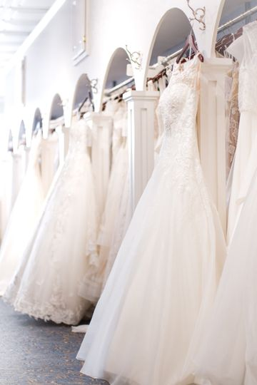 Endless Bridal selection