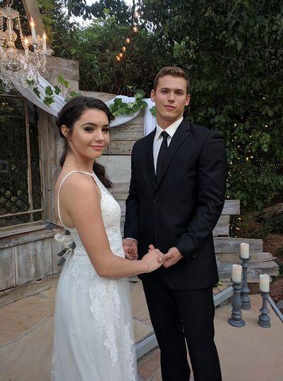 Wedding Carter