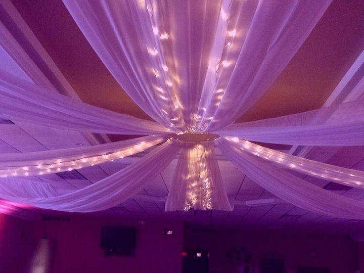 Tmx 1493753184283 Pink Ceiling Draping Webster, New York wedding rental
